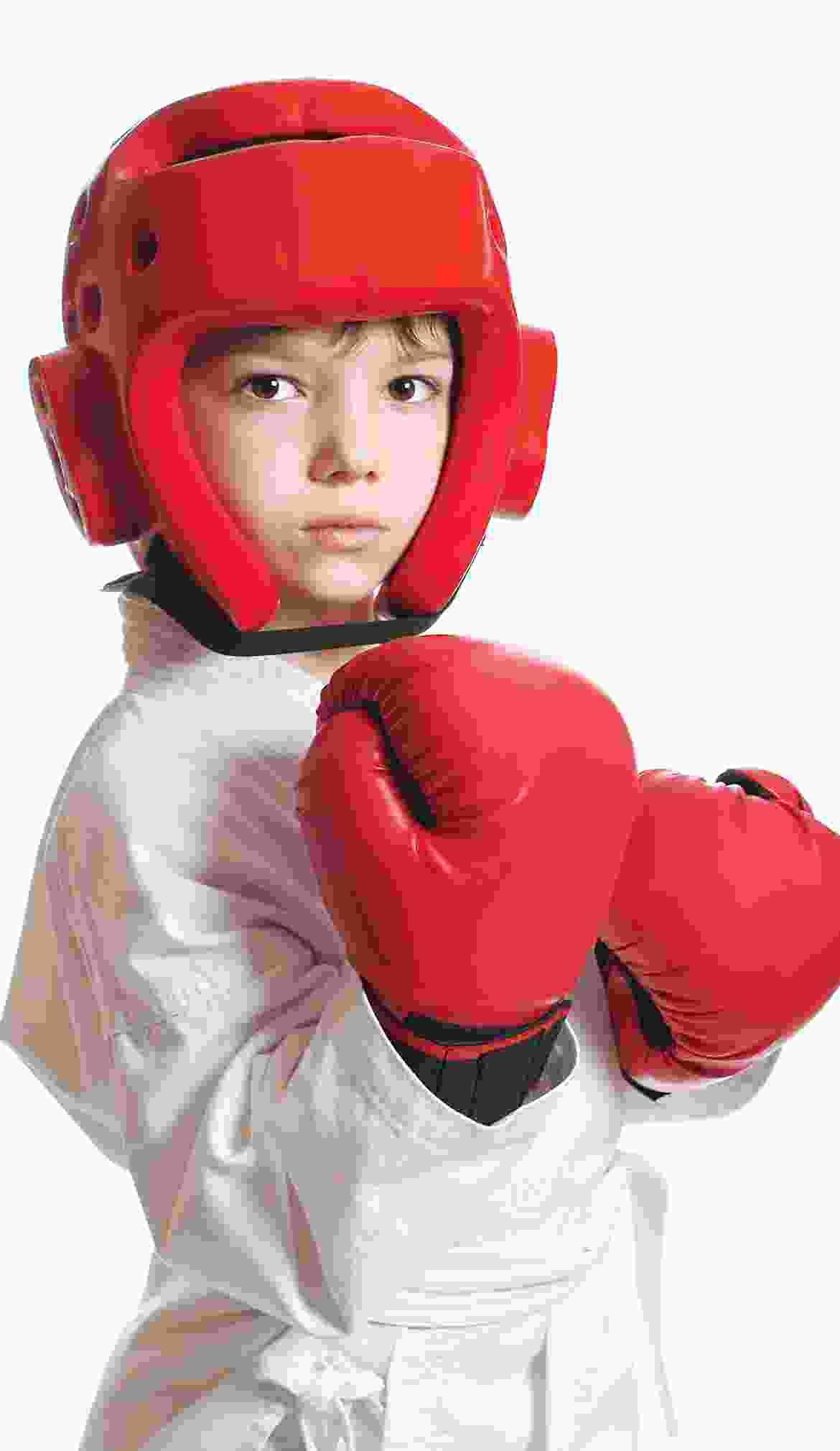 Boxing Kid
